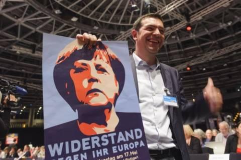 Deutsche Welle: Η Μέρκελ δεν θεωρεί πια μπαμπούλα τον Τσίπρα