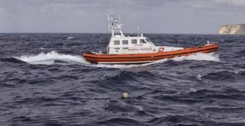 Νέο ναυάγιο στα ανοιχτά της Λιβύης σε πλοιάριο με μετανάστες