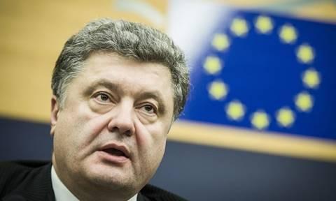 Π. Ποροσένκο: Είμαστε έτοιμοι να προστατέψουμε την Ουκρανία