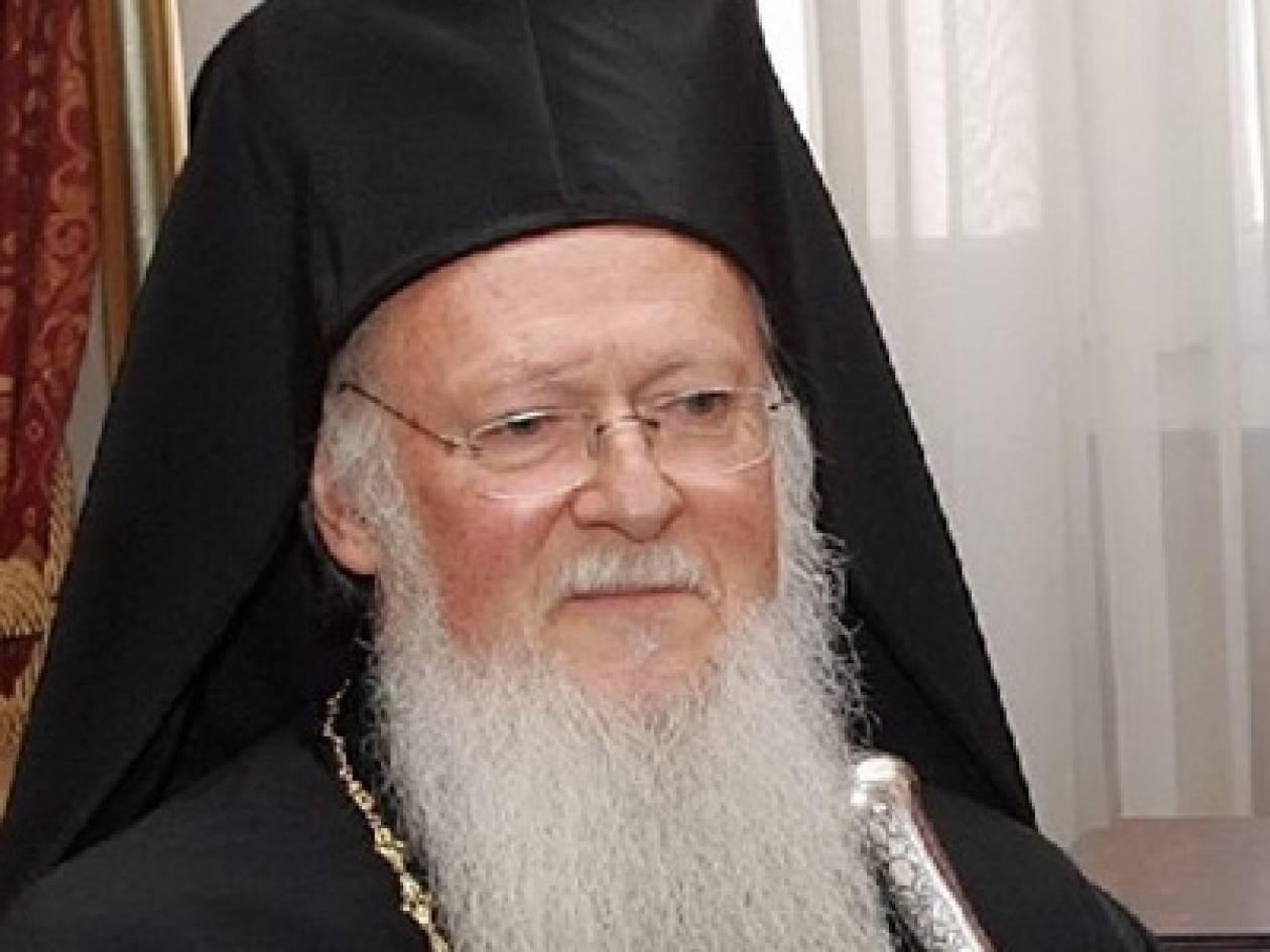 Υποδοχή του Πατριάρχη Βαρθολομαίου στο Σουφλί