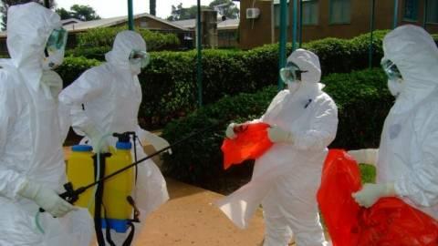 Στη Λιβερία αμερικανοί στρατιώτες για τη «μάχη» κατά του Έμπολα