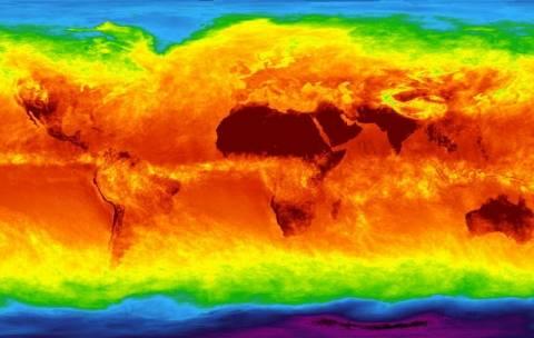 Κρίσιμα τα επόμενα 30 χρόνια για τη θερμοκρασία της Γης