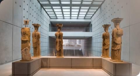 Καρυάτιδες: Το βίντεο για τις αρχαίες κόρες του Ερεχθείου που όλοι πρέπει να δουν