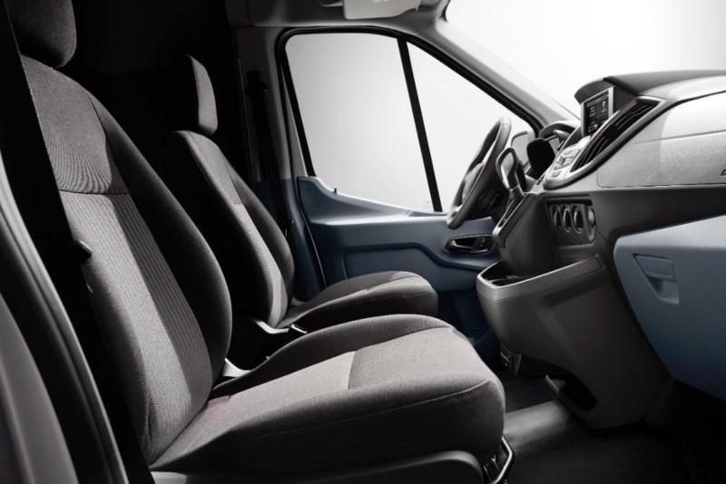 Νέο Ford Transit: Η Ford αποκαλύπτει την γκάμα του στο Ανόβερο