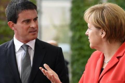 Εντυπωσιασμένη από τις γαλλικές μεταρρυθμίσεις η Μέρκελ