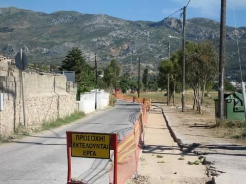Νέα έργα στην Περιφέρεια Ηπείρου