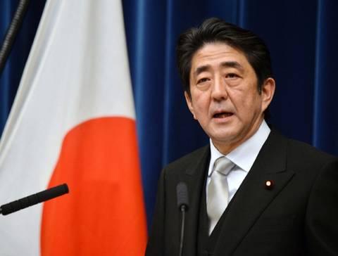 Άμπε: Τα πυρηνικά εργοστάσια στην Ιαπωνία θα λειτουργήσουν όταν θα είναι 100% έτοιμα