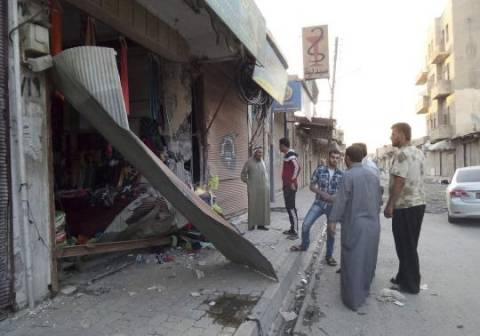 Τριάντα νεκροί από τις αεροπορικές επιδρομές των ΗΠΑ στη Συρία