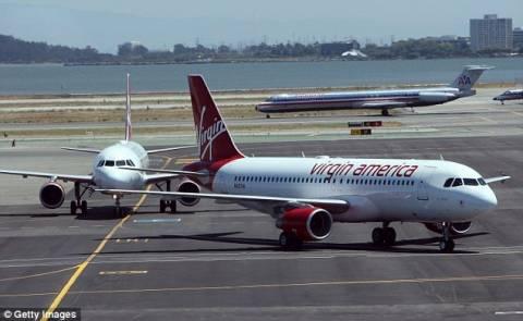 Αναγκαστική προσγείωση αεροσκάφους λόγω βιαστικού... επιβάτη!