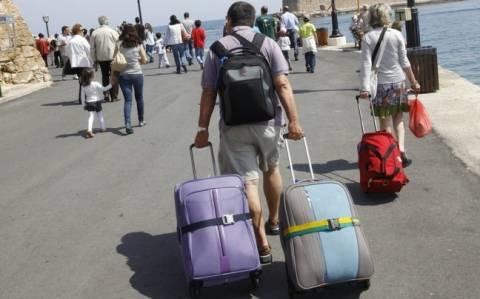 Σχεδόν 10,5 εκατομμύρια οι τουρίστες το πρώτο επτάμηνο του 2014