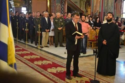 Ο ΥΦΥΠΕΞ συνόδευσε τον Πατριάρχη στην περιοδεία του στον Έβρο