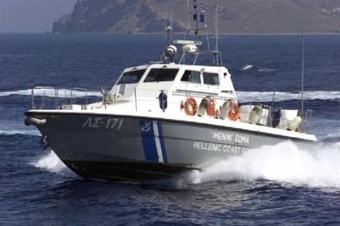 Χαλκιδική: Αγνοούνται δύο άτομα στη θαλάσσια περιοχή Ποσείδι