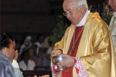 Βατικανό: Σε κατ΄ οίκον περιορισμό ο αρχιεπίσκοπος που συνελήφθη για παιδεραστία