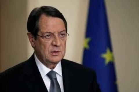 Για ενέργεια και τρομοκρατία συζήτησαν Αναστασιάδης-Σίσι-Σαλάμ