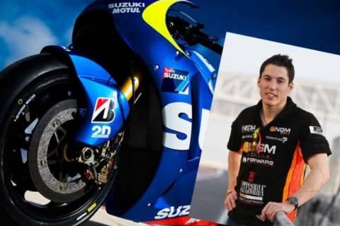 MotoGP: Aprilia και Suzuki ξεκινούν δοκιμές στο Mugello