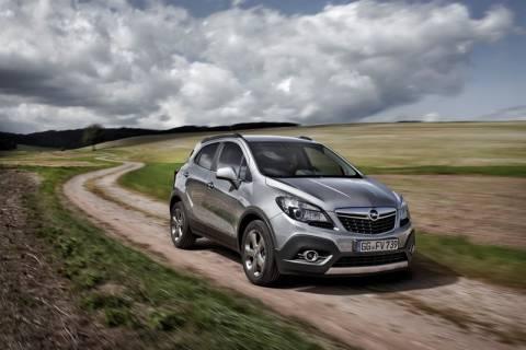 Opel: Νέος κινητήρας 1.6 CDTI Diesel για το Mokka