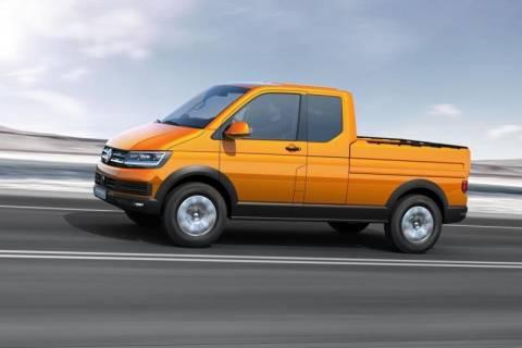 Volkswagen: Tristar όπως T6