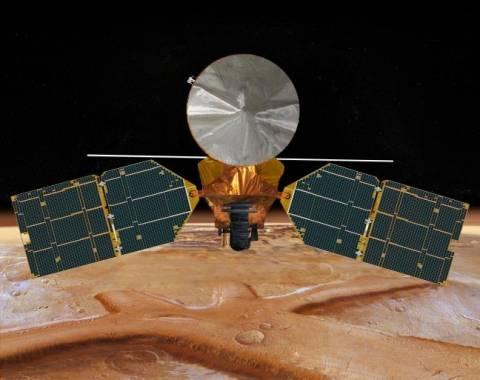 Σε τροχιά γύρω από τον Άρη το όχημα της ινδικής διαστημικής υπηρεσίας