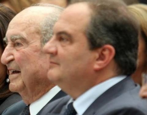 Αποκλειστικό: Καραμανλής και Μητσοτάκης στα γενέθλια της ΝΔ!