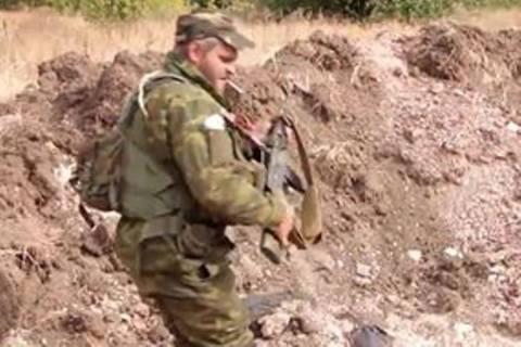 Ουκρανία: Ανακάλυψαν πτώματα βασανισμένων σε αποσύνθεση (vid)