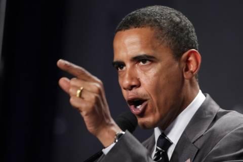 Ομπάμα: Θα εξολοθρεύσουμε το Ισλαμικό Κράτος