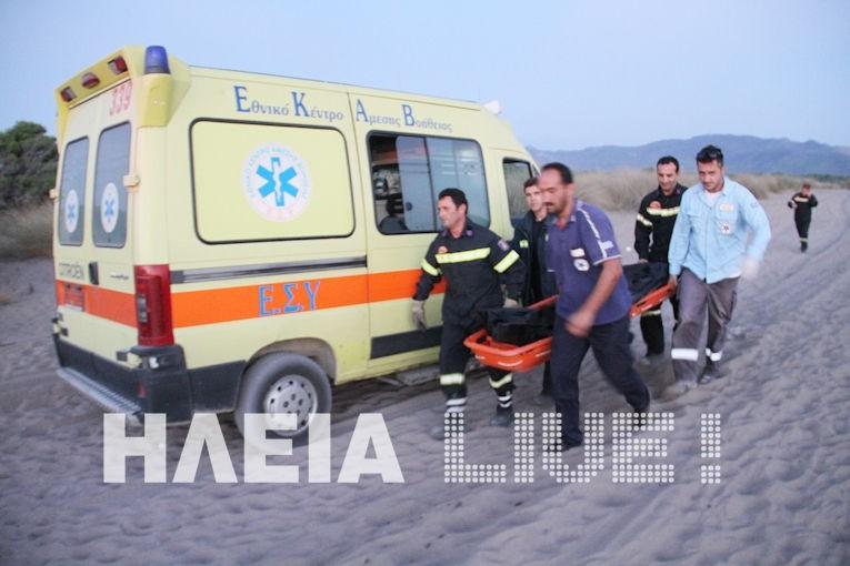 Τραγωδία στην Ηλεία: «Έσβησε» στην άσφαλτο πατέρας τεσσάρων κοριτσιών (pics)