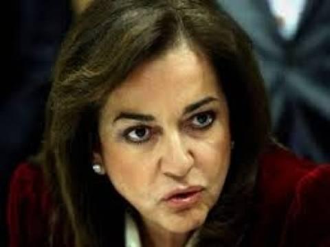 Υποψήφια στην Α' Αθήνας η Ντόρα Μπακογιάννη