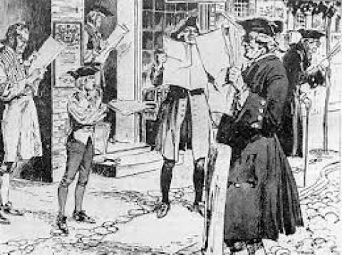 Σαν σήμερα το 1690 κυκλοφορεί η πρώτη εφημερίδα στις ΗΠΑ