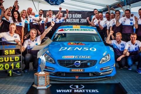 Volvo: Η Polestar κατακτά το πρωτάθλημα στη Σουηδία και γιορτάζει στην Ελλάδα