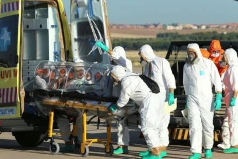 Έμπολα: Νεκρός και ο δεύτερος Ισπανός ιερέας - γιατρός