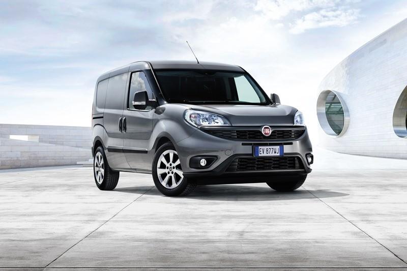 Fiat Professional: Νέα Ducato και Doblo