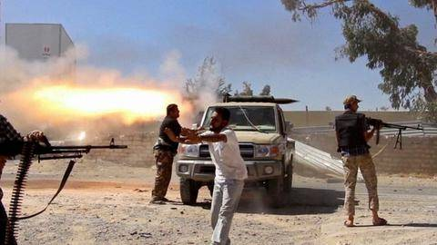Ένοπλοι αντάρτες απήγαγαν δυο Κύπριους στη Λιβύη