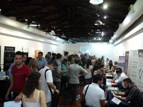 ΦΩΤΟΡΕΠΟΡΤΑΖ: 2ο Employability Fair του Mediterranean College