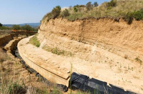 Amphipolis - Peristeri: 'We will be over in a month',