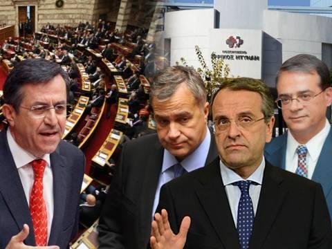 Ν. Νικολόπουλος: «Πάρτε θέση κ. Σαμαρά και κ.κ. Βορίδη, Χαρδούβελη»
