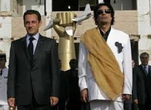 Σκάνδαλο: «Ο Σαρκοζί έπαιρνε λεφτά από τον Καντάφι»