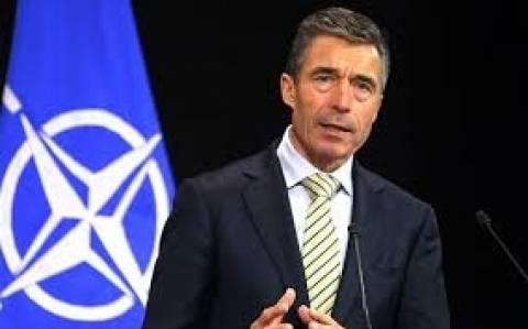 Αποχωρεί από το ΝΑΤΟ ο Ράσμουσεν