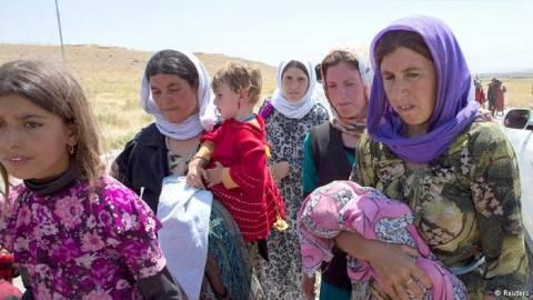 DW: Γυναίκες, σκλάβες στα χέρια του IS