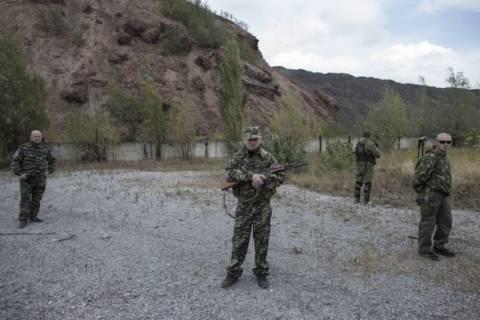 Συζητήσεις για ουδέτερη ζώνη στην ανατολική Ουκρανία