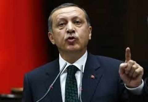 Ερντογάν: Αλλάξαμε τη στάση μας απέναντι στο ΙΚ