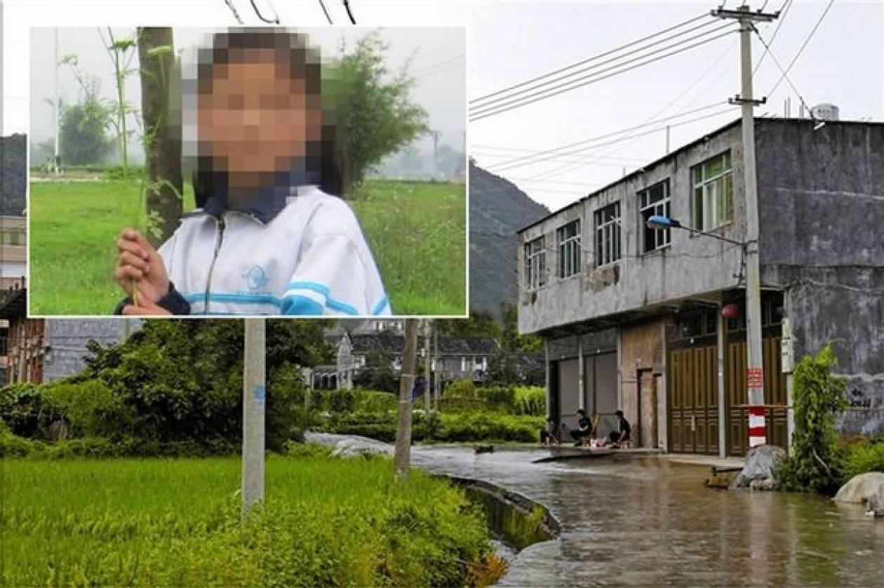 Κίνα: Τεμάχισε την κόρη του και πέταξε τα κομμάτια της σε δημόσια τουαλέτα!