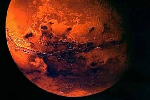 Μυστηριώδης μπάλα ανακαλύφθηκε στον Άρη! (pic)