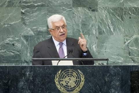 «Προσβλητική» η ομιλία του Αμπάς στον ΟΗΕ σύμφωνα με την Ουάσιγκτον
