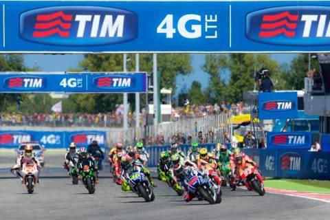 MotoGP: Προσωρινό ημερολόγιο Αγώνων 2015
