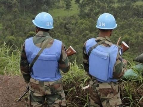 Αναδιοργάνωση των κυανόκρανων του ΟΗΕ – Μεξικό και Ιαπωνία στέλνουν στρατεύματα