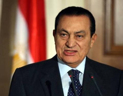 Αίγυπτος: Αναβολή στη δίκη του Μουμπάρακ - Στις 29 Νοέμβρη η ετυμηγορία