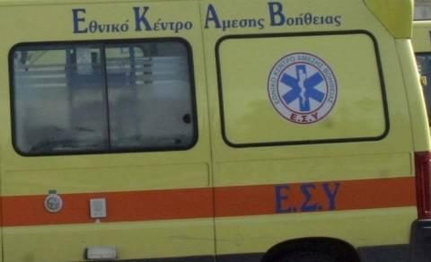 Τροχαίο με τραυματισμό νεαρού μοτοσυκλετιστή, στο κέντρο των Ιωαννίνων