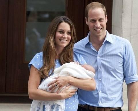 Το όνομα Νταϊάνα θα δώσει το πριγκιπικό ζεύγος στο δεύτερό του παιδί