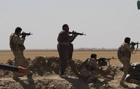 Κούρδοι μαχητές ξεκίνησαν την εκπαίδευσή τους στη Γερμανία