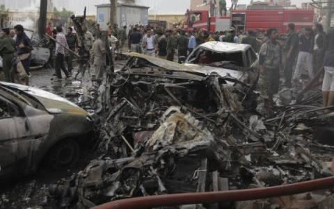 Υεμένη: 15 νεκροί από έκρηξη παγιδευμένου οχήματος